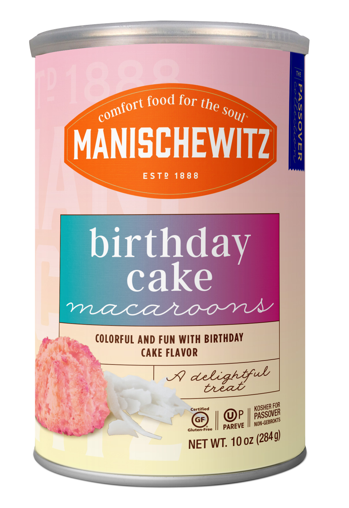 Image result for birthday cake macaroons passover