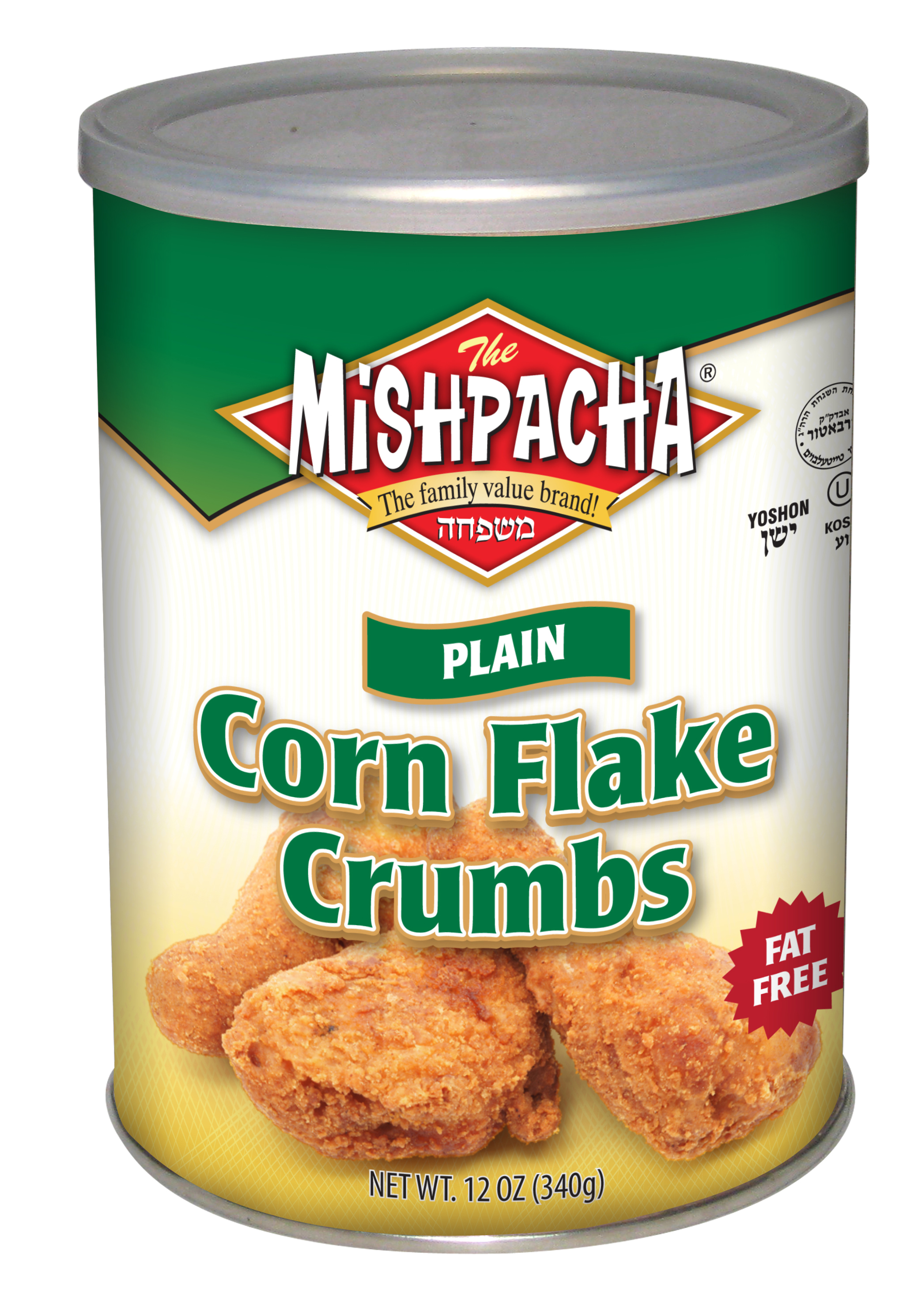 Mishpacha Corn Flake Crumbs - Plain