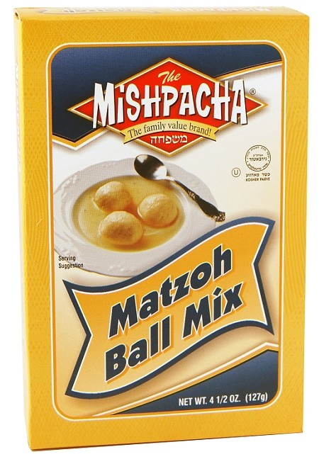 Mishpacha Matzoh Ball Mix, 4.5 oz. (Case of 24)