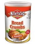 Mishpacha Seasoned Bread Crumbs, 15 oz. (Case of 12)