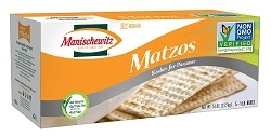 Manischewitz Matzo, Kosher for Passover - 5 Lb (Case of 6)