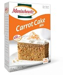 Manischewitz Carrot Cake Mix, 11 oz. (Case of 12)