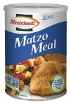 Manischewitz Matzo Meal Canister, 16 oz. (Case of 12)