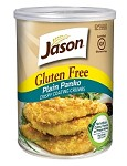 Jason Gluten Free Panko Crumbs, 10 oz. (Case of 12)