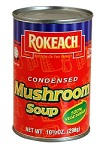 Rokeach Mushroom Soup, 10.5 oz. - Babad (Case of 24)