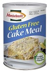 Manischewitz Gluten Free Cake Meal, 16 oz. (Case of 12)