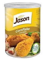 Jason Cornflake Crumbs, 12 oz. (Case of 12)