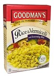 Goodman's Low Fat Rice & Vermicelli With Seasoning Mix, 8 oz. (Case of 24)