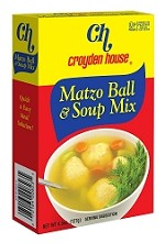 Croyden Matzo Ball & Soup, 4.5 oz. (Case of 24)