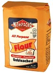 Mishpacha Unbleached Enriched Presifted All Purpose Flour, 5 lb. (Case of 8)