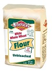 Mishpacha Unbleached White Whole Wheat Flour, 5 lb. (Case of 8)