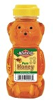 Mishpacha Pure Honey Squeeze Bear, 12 oz. (Case of 12)