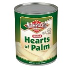 Mishpacha Whole Hearts of Palm, 14 oz. (Case of 12)