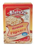Mishpacha Microwave Popcorn, 3 3.5 oz. Bags (Case of 12)
