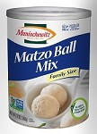 Manischewitz Family Size Matzo Ball Mix, 13 oz. (Case of 12)