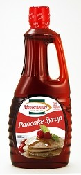 Manischewitz Pancake Syrup, 24 oz. (Case of 12)