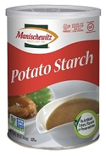 Manischewitz Potato Starch Canister, 16 oz. (Case of 12)