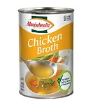 Manischewitz Chicken Broth, 14 oz. (Case of 12)