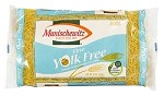 Manischewitz Yolk Free Fine Noodles, 12 oz. (Case of 12)