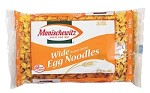 Manischewitz Wide Egg Noodles, 12 oz. (Case of 12)