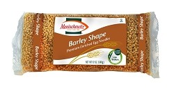 Manischewitz Barley Shaped Egg Noodles, 12 oz. (Case of 12)