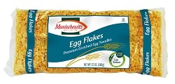 Manischewitz Egg Noodle Flakes, 12 oz. (Case of 12)