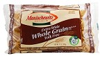 Manischewitz Whole Grain Yolk Free Extra Wide Noodles, 12 oz. (Case of 12)