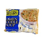 Tradition Chicken Style Ramen Block Noodle Soup, 2.8 oz. (Case of 24)