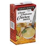 Tabatchnick Classic Chicken Broth, 32 Oz (Pack of 12)